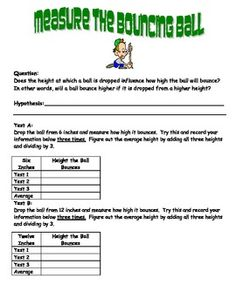 Free Printable Science Report Forms For Homeschoolers  Recording