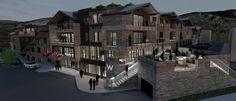 W Aspen Rendering   Rowland+Broughton Architecture / Urban Design / Interior Design   Aspen, Colorado