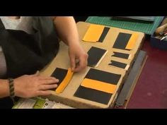 How It's Made Leather Wallets - YouTube