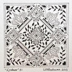 'Kosbaar' #1 SA art Lize Beekman