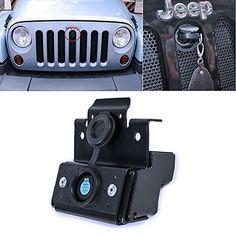 Micropower Anti-theft Hood Lock Kit for Jeep Wrangler JK