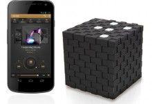 PLEMO Magic Cube Rechargeable Portable Bluetooth Wireless Speaker