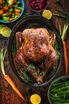 Low Carb Garlic Butter Roast Turkey cooks up tender, juicy and perfect for your Thanksgiving or any Christmas holiday dinner table. Best of all, gluten free keto Thanksgiving Casserole, Gluten Free Thanksgiving, Thanksgiving Turkey, Thanksgiving Recipes, Holiday Recipes, Dinner Recipes, Christmas Desserts, Thanksgiving Prayer, Best Roasted Turkey