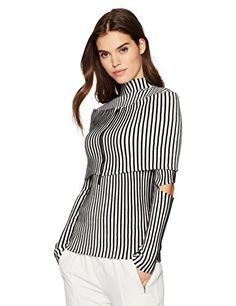 "Product review for Kenneth Cole Women's Cold Elbow Stripe Sweater With Zip Shrug.  The classic rib knit sweater gets a modern makeover with slits at the elbow and a removable sweater shrug.   	 		 			 				 					Famous Words of Inspiration...""I never see what has been done; I only see what remains to be done.""					 				 				 					Siddhartha Buddha 						— Click..."
