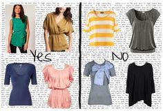 Moda per principianti: Come vestire la Donna a Clessidra