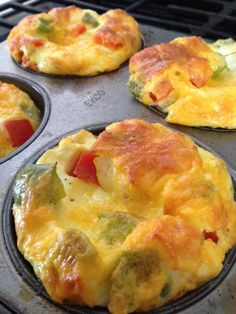 Crustless quiche # Make it Slimming World easy!