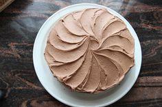 Marthas sjokoladekake - krem.no Peanut Butter, God, Baking, Dios, Bakken, Allah, Backen, Sweets, Nut Butter