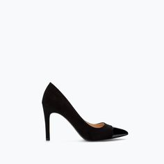 POINTED COURT SHOE from Zara