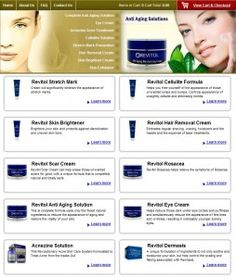 Skin Care Anti Wrinkle Creams