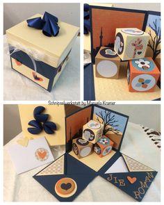 Explosionsbox Hochzeit - Freuden-Fest-Box
