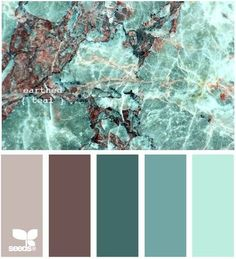 Earthed Teal