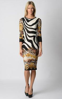 a Dress-7056-BlackGold RM48.00 on Mysale.my