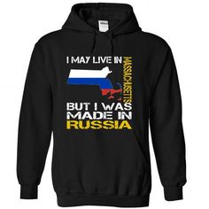 I May Live in Massachusetts But I Was Made in Russia #Russia