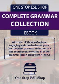 29 best esl lesson plan collections and course books for tefl complete grammar collection ebook lesson plans fandeluxe Gallery