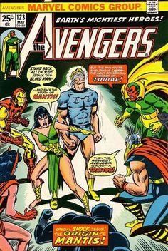 The Avengers (Volume) - Comic Vine #123