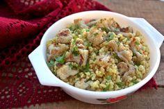 Egy finom Sült karfiolos bulgursaláta ebédre vagy vacsorára? Sült karfiolos bulgursaláta Receptek a Mindmegette.hu Recept gyűjteményében!