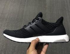 d9f980318d3f9e Adidas Ultra Boost 4.0 Black White Black White