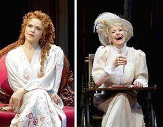 "Bernadette Peters And Elaine Stritch in ""A  Little Night Music"", I wish I could have seen that!"