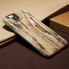 Fancy - Wood Design iPhone Case