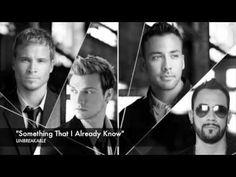 Backstreet Boys - Something That I Already Know