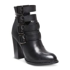 Women's Laundry List� Strappy Booties - Black