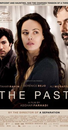 They say this is the second best Farhadi film.