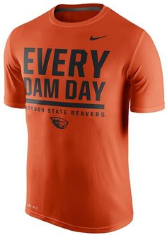 8ad39280a6a Locals only. Cheer on the Oregon State Beavers with this men's Nike t-shirt