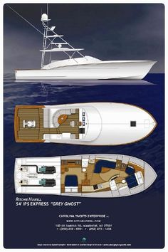 2011 RITCHIE HOWELL Custom Carolina Express Power Boat For Sale - www.yachtworld.com