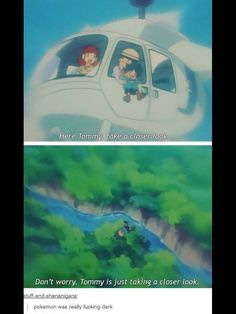 Poor tommy #funny #pokemon