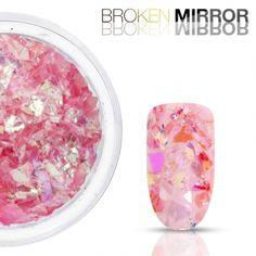 10. Broken Mirror Effect - efekt stłuczonego zwierciadła - słoiczek