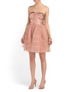 image of Short Prom Dress