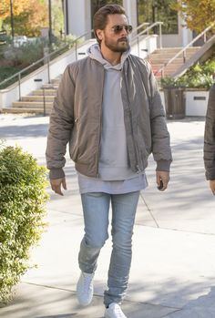 The Best Dressed Men Of The Week: Scott Disick in California. #bestdressedmen #scottdisick
