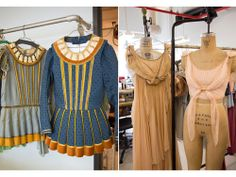 New York City Ballet Costume Department - Mid Summer Night's Dream Costumes - Marie Claire