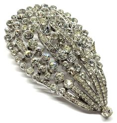 Antiques For Sale, Free Items, Brooch Pin, Vintage Jewelry, Crown, Diamond, Ebay, Brooch, Corona