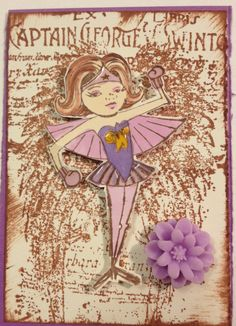 Rose Curtis Stamping When I can! Fun Stampers Journey