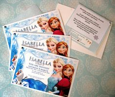 Disney's 'Frozen' Birthday Party Ideas | Photo 4 of 19 | Catch My Party
