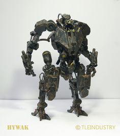 Advanced Hydraulic Walker aka HYWAK. 1/6 scale Mech model, tle industry on ArtStation at https://www.artstation.com/artwork/advanced-hydraulic-walker-aka-hywak-1-6-scale-mech-model