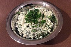 Bärlauch - Schafskäsecreme, ein tolles Rezept aus der Kategorie Frühling. Bewertungen: 34. Durchschnitt: Ø 4,3.