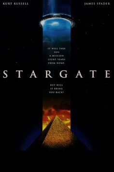 Stargate Movie poster on sale at theposterdepot. Poster sizes for all occasions. Stargate Movie poster ins for sale. Tv Series Online, Movies Online, Stargate Movie, Science Fiction, Fiction Film, Russell James, James Spader, Original Movie Posters, Film Posters