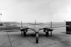MD XP-67 1944