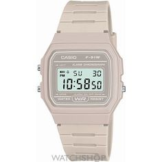 Unisex Casio Classic Alarm Chronograph Watch