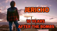 Part 1 of Jericho's History Human Target, 10 Years After, Cbs All Access, Dc Comics, Writer, Tv Shows, Novels, History, Awesome