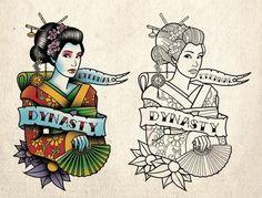Faz bastante tempo desde que vimos um pouco sobre o significado das tatuagens de gueixas e de qual o peso que elas na história do Japão. Você poderá ver o artigo antigo so