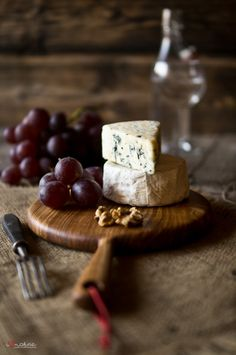 Hand crafted cheese board
