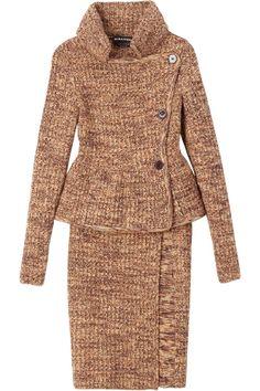Boutique - 編みの技が作りだす、ニットonニットの魅力。