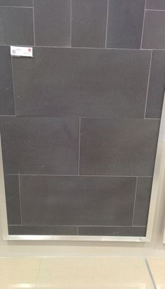 Outdoor tiles laid like this- YES