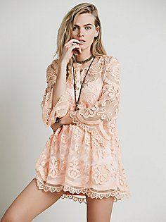El Sol Mini Dress