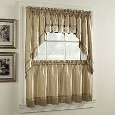 Sears Shower Curtains With Valance