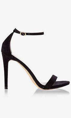 Sleek Heeled Sandal | Express