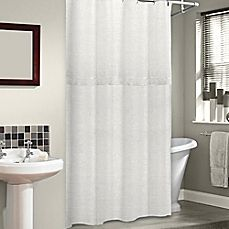 LaMont Home Nepal Extra Long Cotton Shower Curtain Ivory   LBSC44190101 |  Products | Pinterest | Products
